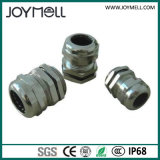 IP68 Waterproof RoHS M12 Brass Cable Gland