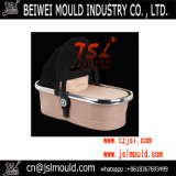 Injection Plastic Baby Carrycot Mould