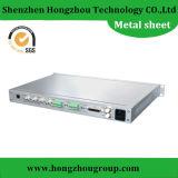 Sheet Metal Rack Mount 1u Fiber Optic Terminal Panel