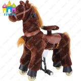 Horse Adults Kids Walking Pony Toy Mechanical Cycle Animal Ride