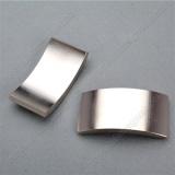 Ni Coating Arc NdFeB Neodymium Magnet