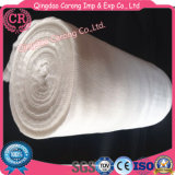 White Surgical High Absorbency Gauze Roll 100% Cotton