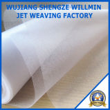 100% Polyester Organza Fabric for Wedding Decoration