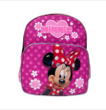 Mickey Girl Child School Bag Backpack