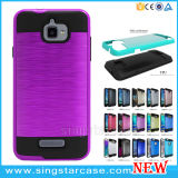 Metallic Slim Armor Case for Coolpad Catalyst 3622A/3623A