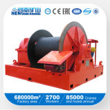 Fast Lifting Electric Winch Steel Wire Rope Speed Electric Winches