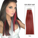 100% Brazilian Remy Tape Hair Extensions Strong Tape in Human Hair Extensions 20PCS/Package for Fashions Women Hair Extensions