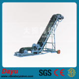 Dzl Series Large Angle Belt Conveyor