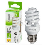 Classic T2 13W, 15W, 20W, 23W, 25W X Spiral Energy Saving Lamp