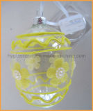 Wholesale Hand Blown Glass Easter Egg
