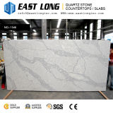 2cm Thick Quartz Stone Slabs for Vanity Top with Building Material (SGS/CE)