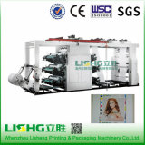 Ytb-6800 6colors High Speed Plastic Shopping Bag Flexo Printing Equipment