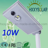 LED 10W Integrated Solar Street Light