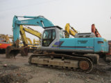Second Hand Excavator Kobelco Sk450 with Excellent Working Condition