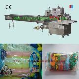 Automaic Jelly Stick Promotion Pacakge Flow Packing Machine