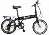Black Folding Electric Bike (TDM1202Z)