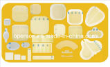 Various Types of Hydrocolloid Wound Plaster with CE Approved