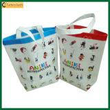 Custom Polypropylene Shopping Tote Laminated Non Woven Bag (TP-LB004)