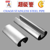 SUS304, 316 Stainless Steel Pipe for Glass Railing (304, 316)