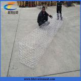 Anti-Flooding Retaining Wall Galvanized Gabion Basket