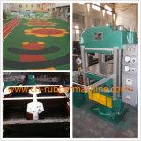 Rubber Tile Vulcanizing Press, Rubber Tile Making Machine