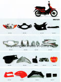 Popular Biz125 Cub Motorcycle Body Parts