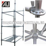 Galvanized Steel Ringlock Scaffold System, Guangzhou Manufacturer