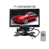 Caredrive Car TV Monitor 7 Inch Bus Diplayer LCD Monitor