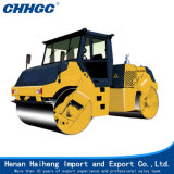 Hot Selling Small Full Hydraulic Double Drum Vibratory Compaction Equipments