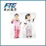 High Quality Kids Nightgown Silk Nightdress