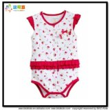 Sleeveless Baby Clothes Baby Girl Bodysuit with Frill