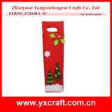 Valentine Decoration (ZY11S386-1) Gift Bag for Wine Valentine Gift Bag