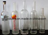 50ml/375ml/750ml/1 Liter/1.75 Liter Whoelsale Vodka Glass Bottle