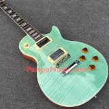 Pango Lp Standard Electric Guitar with Flamed Maple Top (PLP-023)