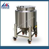 Guangzhou Fuluke Oil SUS316L 1/2 Cover Can Open Storage Tank
