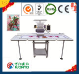 Computerized Single Head Embroidery Machine for Cap/ Flat/T-Shirt / Garment Embroidery