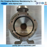 Stainless Steel /Alloy Steel OEM Water Pump Body by Sand Casting