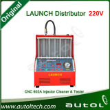 2015 Cleaner Car Repair Equipment Automotive Launch CNC602A Injector&Cleaner Tester Machine Fuel Injector Cleaner ---110V&220V