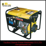 Air Cooled China 5kw 5kVA Diesel Portable Generator