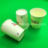Custom Eco-Friendly Biodegradable Compostable Disposable Paper Cup, Manufacturer