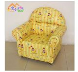 Cartoon Pattern Leather Children Furniture/Kids Leather Sofa (SXBB-01-15)