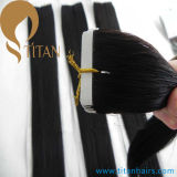Virgin Brazilian Human Hair Tape in Hair Extension
