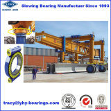 Twin Worm Slewing Drive for Movable Gantry Crane SD17
