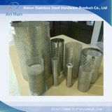 Stainless Steel Perforated Metal Extractor Tube