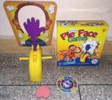 Pie Face Game Assembled Board Family Games Fun Toys