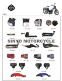 Hot Sell Pgt Various Kinds Motorcycle Spare Parts