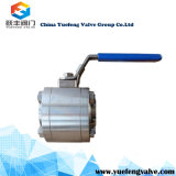 Lever Operate Stainless Steel NPT Floating Ball Valve