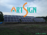 Solar Mounting System-Solar Parking Lot