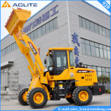 Factory 1ton Small Front Tractor Wheel Loader with Low Prices
