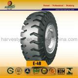 Havstone Brand E-4 OTR Tyres for Heavy Crane